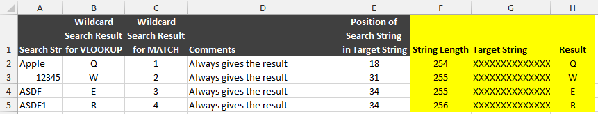 Article 9 Overe Wildcard Vlookup Match Problem When Target. You May Optionally Choose To Enclose It Within Iferror Block For Not Found Cases And Avoid Displaying Errors. Worksheet. Application Worksheetfunction Match Not Found At Mspartners.co