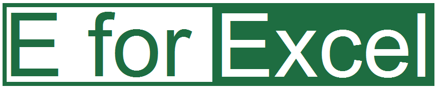 E for Excel | Awakening Microsoft Excel Student Inside You